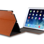 Canwelum Smart Leather Case for iPad Air, Stand-Up Protective iPad Air Case