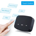 VicTsing Touch Control HiFi Bluetooth 4.1 Receiver Wireless Adapter with Magnetic Car Mount Holder