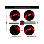 West Biking USB Rechargeable Waterproof Bike Taillights Cycling Tail Front Light, Super Bright LED Headlight