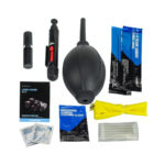 Camera Cleaning Kit for Optical Lens and Digital SLR Cameras including 1 Double Sided Lens Cleaning Pen