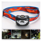Xcellent Global Professional Compact 160 Lumens Cree R3 White Light LED Headlamp Headlight