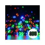 lederTEK 50 LED Super Bright Battery Operated String Lights with 8 Modes