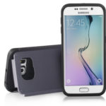 Galaxy S6 Edge Case Poweradd (2-in-1) TPU + PC Protective Case