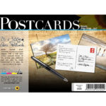 Permajet PostCards, 6×4, Gloss, 300gsm, Pack of 25