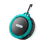 VicTsing Waterproof Bluetooth Speaker, Portable 5W Water Resistant Shockproof & Dust Proof Speaker