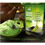 Kiss Me Organics – Organic Matcha Green Tea Powder Culinary Grade – Japanese (113g)