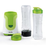 Personal Sports Blender, Smoothie & Shake Maker Machine 300W – 2x BPA Free 600ML Bottles Included