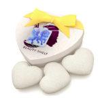 Konjac Sponge (3 Pack) – Natural Baby Bath Sponges for Babies and Sensitive Skin – Non-Toxic & Safe