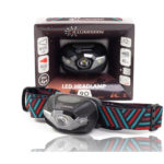 LED Headlamp Bright, Lightweight & Comfortable – Fully Dimmable White Light