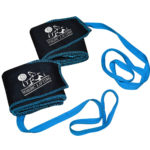Crossfit Wrist Wraps 32″ Pure Strength for Weightlifting