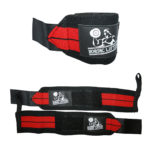 Wrist Wraps (1 Pair/2 Wraps) for Weightlifting, Crossfit, Powerlifting – Premium Quality Equipment & Accessories