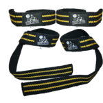 Lifting Straps for Weightlifting, Crossfit, Workout, Gym, Powerlifting, Bodybuilding – Premium Quality Equipment & Accessories
