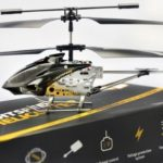 iHelicopter Lightspeed Android / iPad / iPhone Controlled i-Helicopter with Turbo