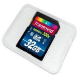 Transcend 32 GB Class 10 Premium SDHC Memory Card