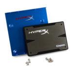 Kingston HyperX 120GB Savage SATA3 3K 2.5-inch Gaming SSD Drive