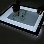 Fuloon Up-grader Version A3 LED Ultra-Slim Art Craft Design Photo Tracing Light Pad
