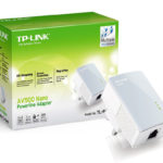 TP-LINK TL-PA411 AV500 Powerline Adapters Power Plugs