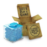 Money Maze Puzzle. Perfect Gift Puzzle Box for Kids.