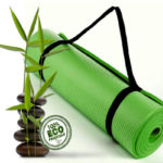 Bodhivana Eco Friendly Extra Thick Yoga Mat, Exercise Mat.