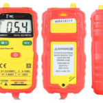 DMiotech Smart-V True RMS Auto Ranging Digital Multimeter DMM with Sound Control LCD Backlight