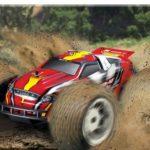 Remote Control Car / Truck / Buggy (AKA Truggy!) Fun Turbo Speed RC Truggy