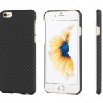 PITAKA Premium Aramid (Bullet Proof Material) Ultra-thin Ultra-light for iPhone 6/6s Plus
