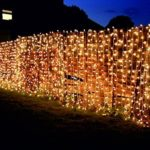 Ansio 500 Indoor Fairy Lights – 53 Meters Warm White LED String Lights, Power Operated
