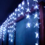 Fuloon LED Lights, Fairy Lights, Curtain Lights Indoor & Outdoor Lights
