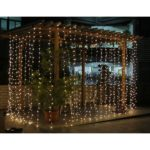 Fuloon Exclusive 5M Power Cord LED Indoor / Outdoor Party LED Lights (Warm White)
