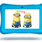 KIDOK Android Tablet Kid-Proof Design HD Quad Core (Blue)
