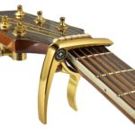 Guitar Capo Deluxe for Guitars, Ukulele, Banjo, Mandolin, Bass
