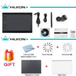 Huion Graphics Tablet with 8G MicroSD Card and 12 Express Keys 1060 PLUS