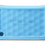 Amazon Fire for Kids 7 inch Tablet, 5th Generation Kid-Proof Case (Blue)