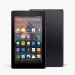All-New Amazon Fire 7 Tablet eReader with Alexa, 7″ Display, 8 GB, Black