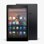"New Amazon Fire HD 8 Tablet with 8"" HD Display, Wi-Fi, 8 GB (Black)"