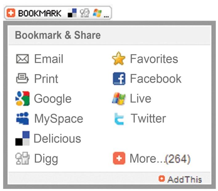 ecommerce bookmarks