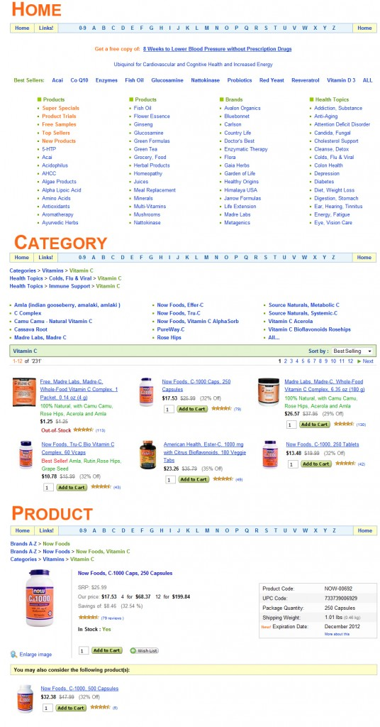 Ecommerce-3-Tier-Category