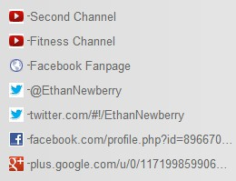 Google Plus Authorship Link