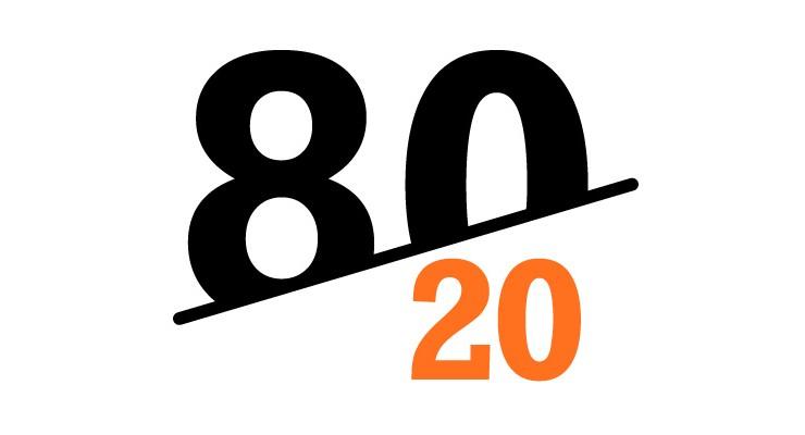 Ecommerce 80-20