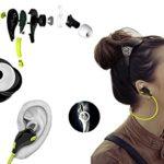 Vida IT V7 Sports Bluetooth Headset 4.0 with aptX with HD Voice High Quality Sound Audio