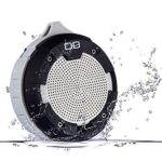DBPOWER BX-600 IPX5 Waterproof Bluetooth V4.0 Speaker Dustproof Portable Wireless Stereo