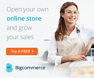 Bigcommerce ecommerce software
