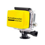 SANDMARC Floaty – Highly Visible Float – Action Camera Float. Optimum Protection. Greater Peace of Mind.