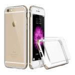 iPhone 6S Plus Case, iPhone 6 Plus Case, ESR Bumper Case with Hard Clear PC Back + Aluminum Alloy Frame