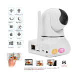 IdeaNext Baby Monitor 720P HD IP Camera Surveillance Camera Wireless