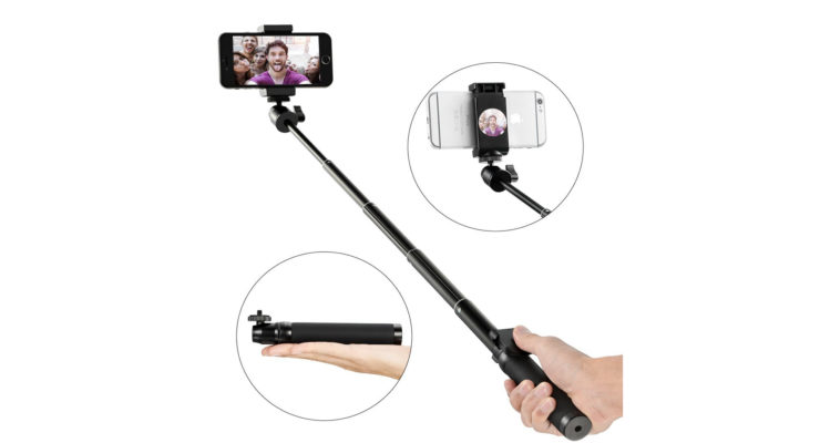 selfy stick uk