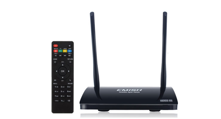 streaming tv box