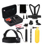 Luxebell 8 in1 Gopro Kit Accessories for Gopro HD Hero