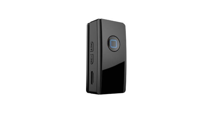 DBPOWER BA-500 Mini Portable Wireless Audio Streaming Music Receiver