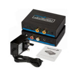 Fosmon Optical Digital TOSLINK S/PDIF Audio (UK PLUG) 3×1 Switch (3 Inputs 1 Output)